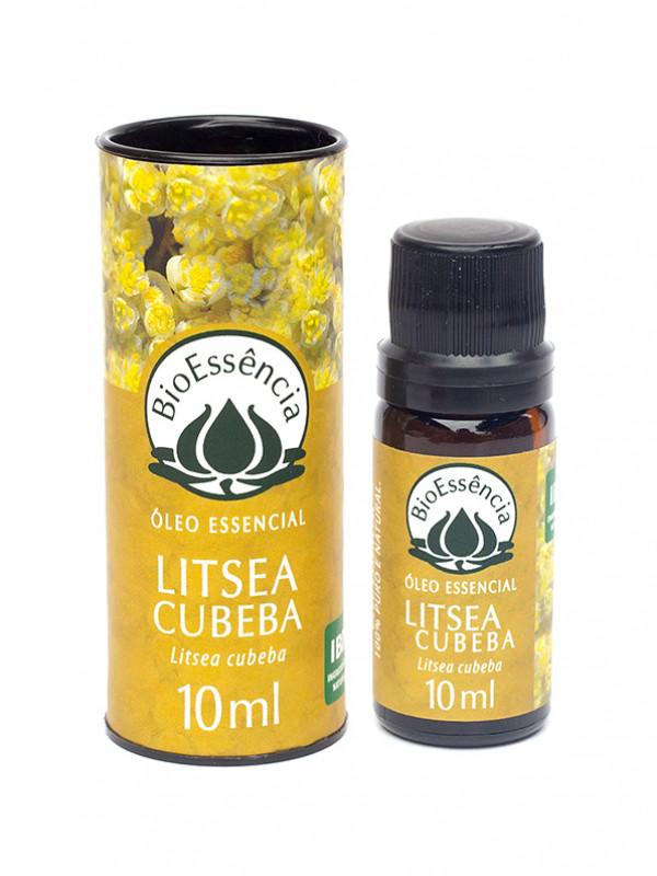 OLEO ESSENCIAL DE LITSEA CUBEBA 10ML