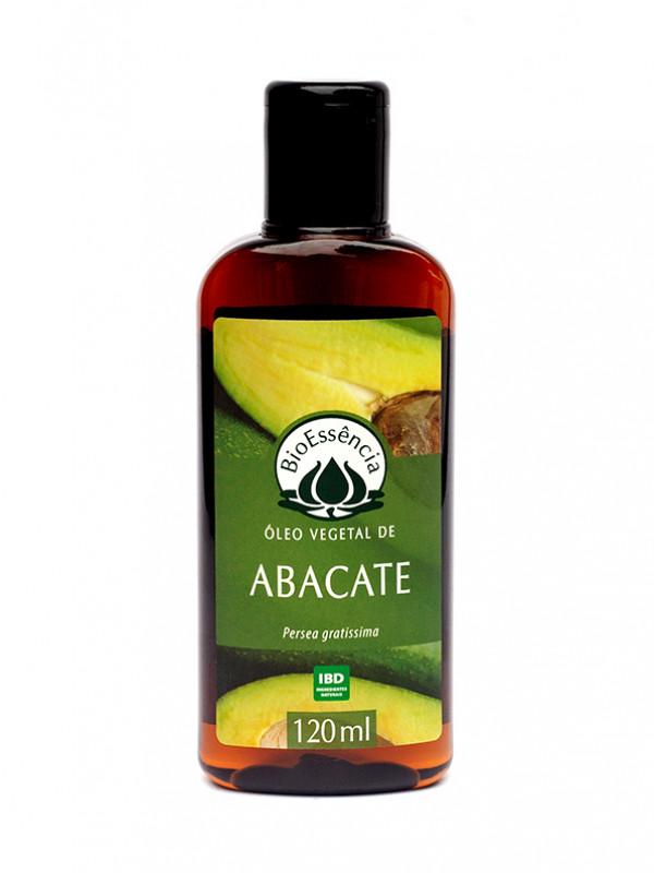 Óleo Vegetal de Abacate 120ML