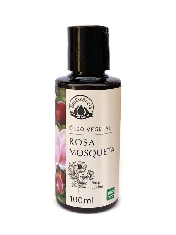 Óleo Vegetal de Rosa Mosqueta 100ML