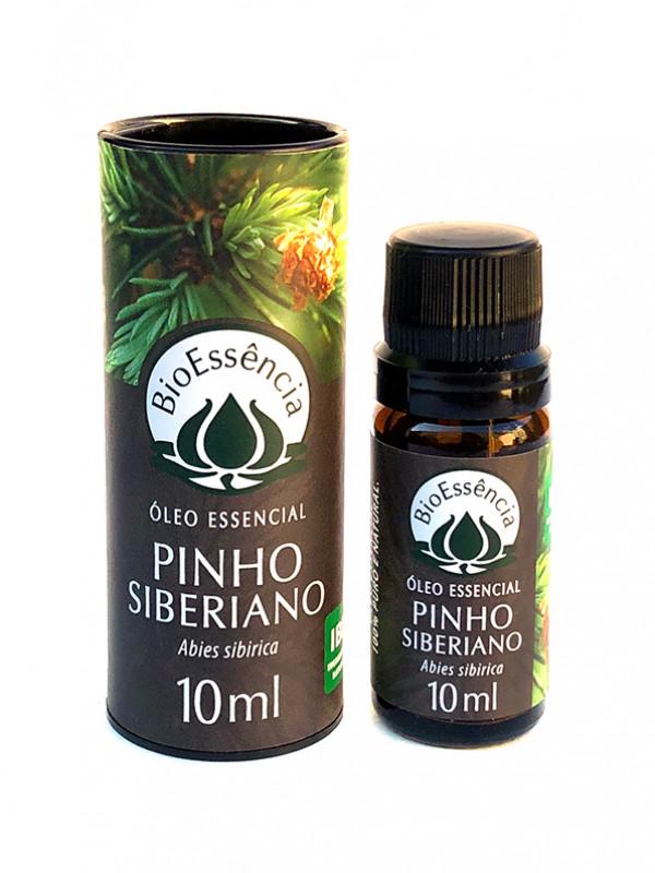 OLEO ESSENCIAL DE PINHO SIBERIANO 10ML