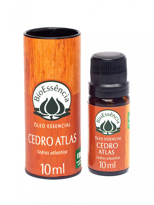 OLEO ESSENCIAL DE CEDRO ATLAS 10ML