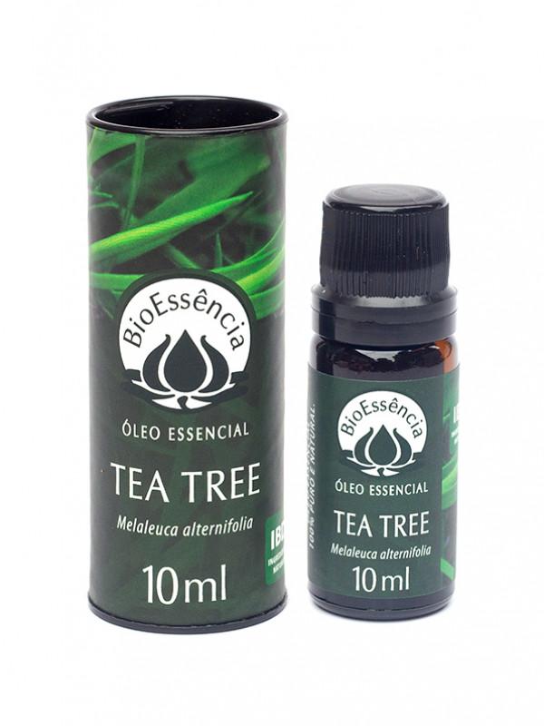 OLEO ESSENCIAL DE TEA TREE 10ML