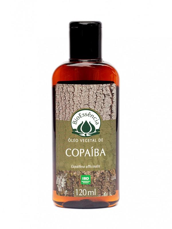 Óleo Vegetal de Copaíba 120ML