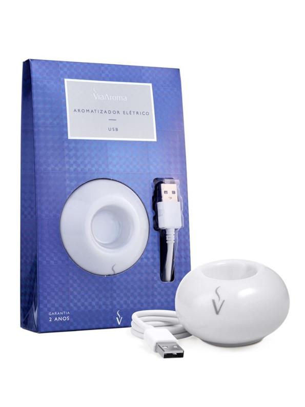 Aromatizador Elétrico com USB