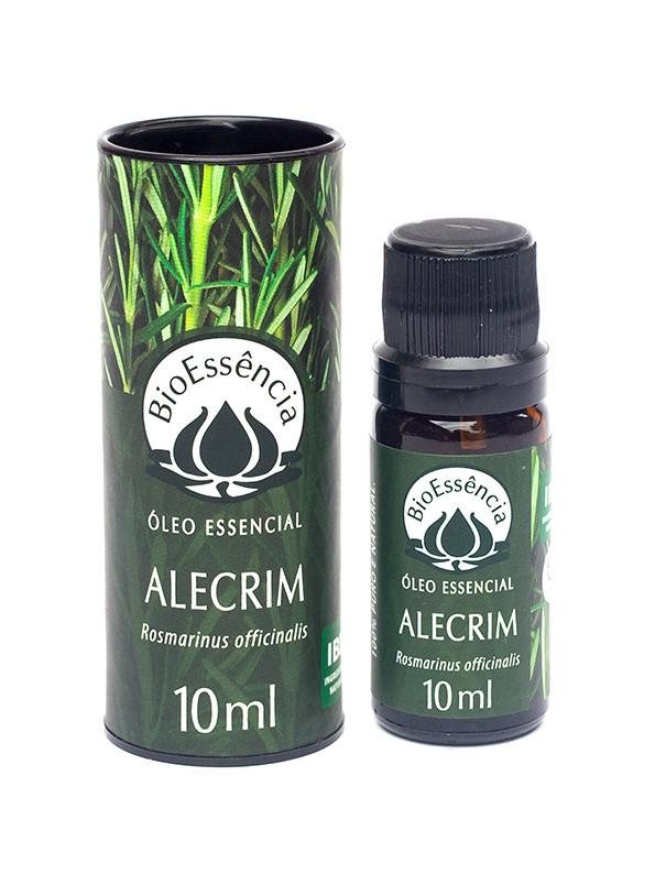 OLEO ESSENCIAL DE ALECRIM 10ML