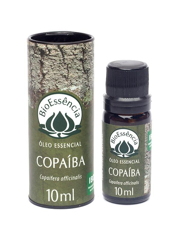 OLEO ESSENCIAL DE COPAIBA 10ML